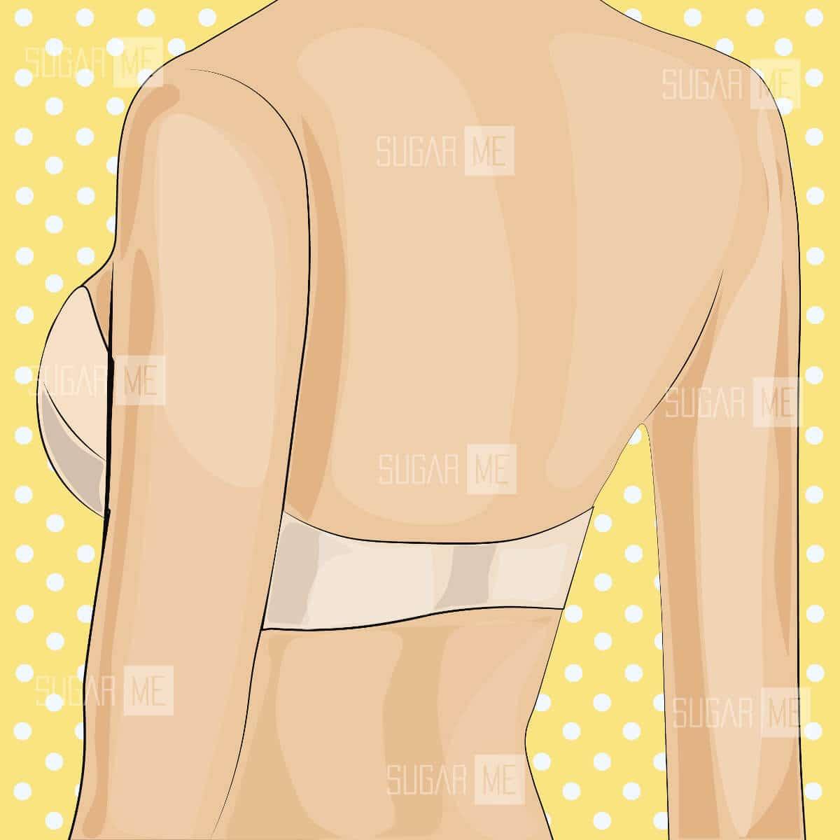 Шугаринг спины
