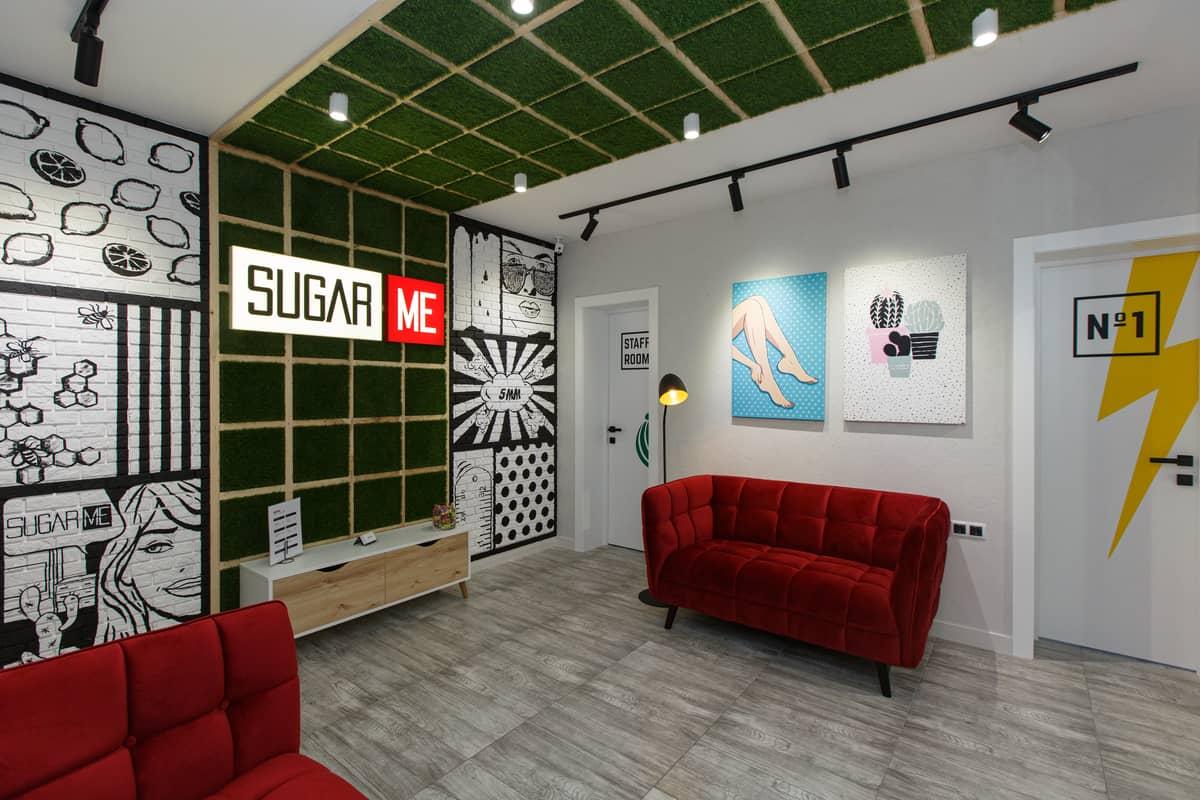 Шугаринг в студии SugarMe на Оболони