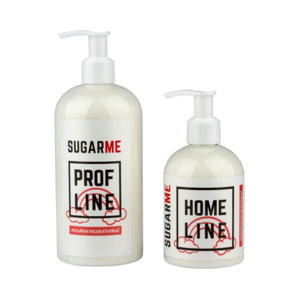 SugarMe Lotion After